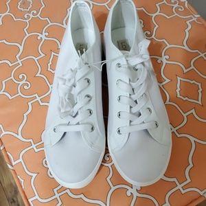 Loft canvas sneakers